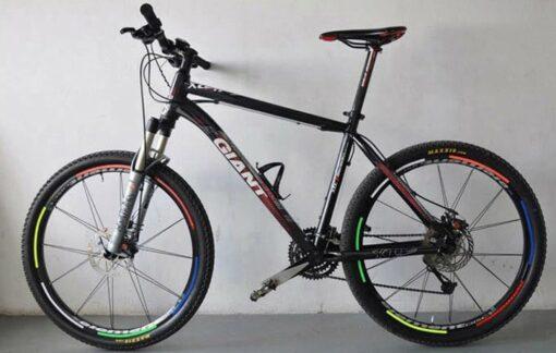 Adesivos Refletivos Roda Bicicleta Aro Moto Bike