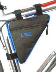 Bolsa de Quadro B-Soul Bike Super Pratica Bicicleta