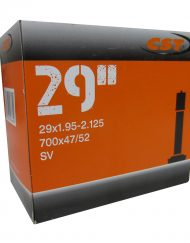 Câmara de ar CST 29X1.95-2.125 Válvula Americana 32mm
