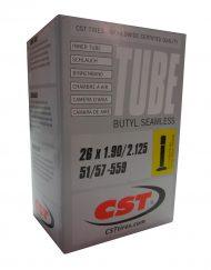 Câmara de Ar CST 26X1.90/2.125 Válvula Americana 48mm