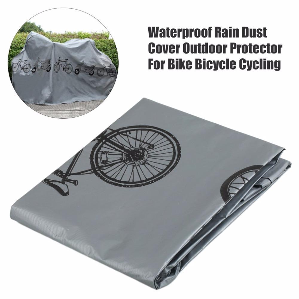 Capa protetora para bicicleta ou moto impermeável
