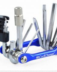 Chave Canivete Coolchange 11 Peças Azul