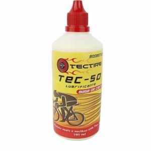 Lubrificante Tec-50 Base de Cera Tectire 100ml