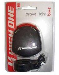 Luz de Freio High One Brake Light Traseiro 1 Funções 5 Leds