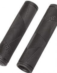 Manopla PRO Shimano MTB XC Slim Preto 125mm com Plug